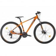 "Bicicleta SPRINT Maverick HDB 29"" portocaliu/negru 44 cm"