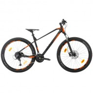 """Bicicleta SPRINT Apolon Pro 27.5"""" negru/portocaliu 44 cm"""