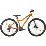"""Bicicleta SPRINT Hunter MDB 27.5"""" portocaliu 40 cm"""