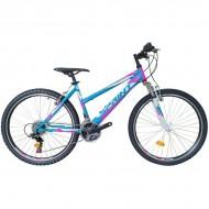 """Bicicleta SPRINT Active LD 26"""" turquoise 43 cm 2021"""