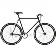"Bicicleta SXT SingleSpeed / Fixie 28"" negru"