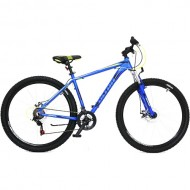 "Bicicleta ULTRA Nitro 29"" albastru/negru/galben 44 cm"