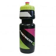 Bidon hidratare MERIDA ME16 700 ml negru/verde/roz