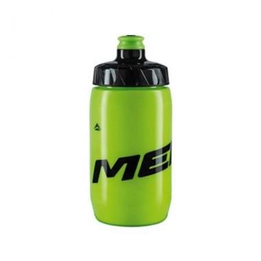 Bidon hidratare MERIDA 500 ml - verde/negru - cu capac