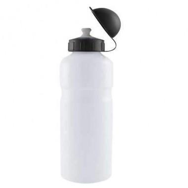 Bidon hidratare MIGHTY Aluminiu 750 ml alb