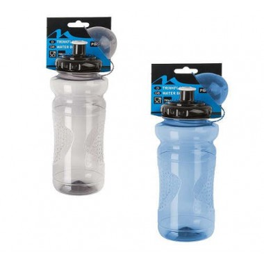 Bidon hidratare M-WAVE Transparent 650-700 ml