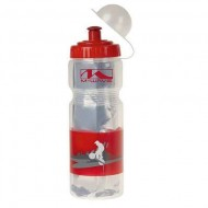 Bidon hidratare M-WAVE Termos PBO 400-ISO 400 ml roșu