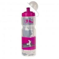 Bidon hidratare M-WAVE Termos PBO 400-ISO 400 ml roz