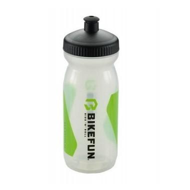 Bidon hidratare BIKEFUN transparent