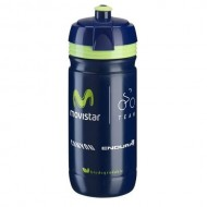 Bidon hidratare ELITE Corsa Team 550 ml Movistar