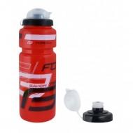 Bidon hidratare FORCE Savior Ultra 750 ml roşu/alb/negru