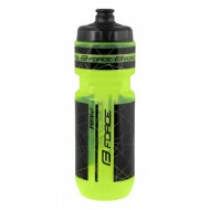 Bidon hidratare FORCE Ray 750 ml fluo transparent