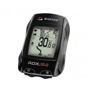 Bike computer wireless SIGMA ROX GPS negru