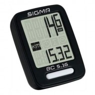 Bike computer 12F SIGMA BC 5.16 - cu cablu