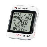 Bike computer SIGMA ROX 6.0 wireless altimeter