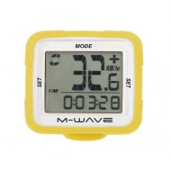 Bike computer 14F M-WAVE S1 - wireless