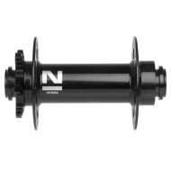 Butuc față Fat Bike NOVATEC D201SB 2 rulmenți Thru Axle 3 în 1 32H negru