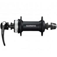 Butuc față SHIMANO Alivio HB-M4050 QR(133mm) 32H negru