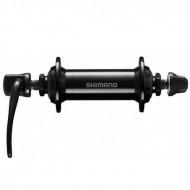 Butuc față SHIMANO Tourney HB-TX500 QR(133mm) 32H negru