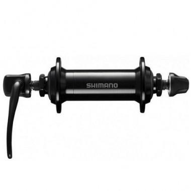 Butuc față SHIMANO Tourney HB-TX500 QR(133mm) 36H negru