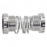 Butuc pedalier NECO 68mm / 73-78mm