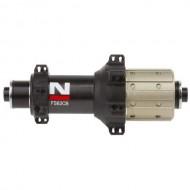 Butuc spate Road Carbon NOVATEC FS62CB-11S 4 rulmenți QR 24H negru