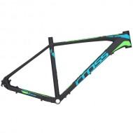 """Cadru CROSS Extreme Eco aluminiu 27.5"""" negru /albastru/verde 50 cm"""