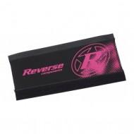 Protecție cadru REVERSE negru/roz