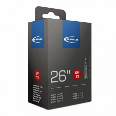 Cameră SCHWALBE SV13  26x1.50-2.40 valvă presta 40mm