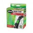 Cameră cu soluție antipană SLIME 26x1,75-2,125 valvă auto