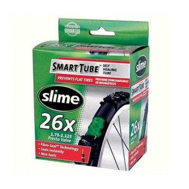 Cameră cu soluție antipană SLIME 26x1,75-2,125 valvă presta