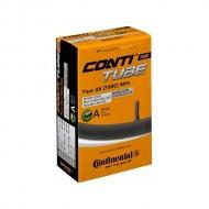 Cameră CONTINENTAL Tour A40 Slim 28x1.25-1.3/8 valvă auto