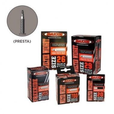 Cameră MAXXIS 26x1.50-1.75 UltraLight valvă presta 60mm