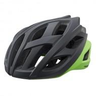 Cască MERIDA Road Race negru/verde mărimea 54-58 cm