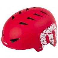 "Cască protecție MIGHTY Freestyle ""X-Style Rose Red"" roşu L"