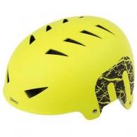 "Cască protecție MIGHTY Freestyle ""X-Style Sun Yellow"" galben L"