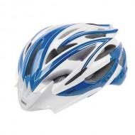 Cască protecție MIGHTY Fast albastru/alb L