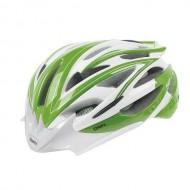 Cască protecție MIGHTY Road Fast  verde/alb L