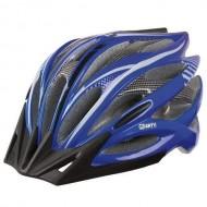Cască protecție MIGHTY Pace Team Blue albastru/negru M/L