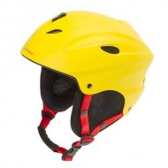 Cască protecție VENTURA Sky/Snowboard galben