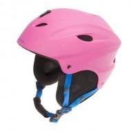 Cască protecție VENTURA Sky/Snowboard roz
