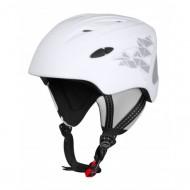 Cască protecție FORCE Ski alb/gri marime L-XL