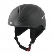 Cască protecție FORCE Ski negru S-M