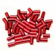 Cap protecție metalic ALLIGATOR cămașă frână roșu