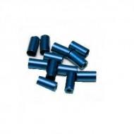 Cap protecție metalic ALLIGATOR cămașă frână albastru