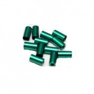 Cap protecție metalic ALLIGATOR cămașă frână verde