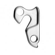Ureche schimbător spate - 660845 argintiu
