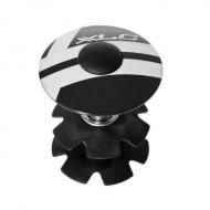 Capac furcă XLC 28.6 mm - a-head Plug negru
