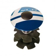 Capac furcă XLC 28.6 mm - a-head Plug albastru