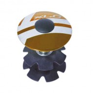 Capac furcă XLC 28.6 mm - a-head Plug portocaliu